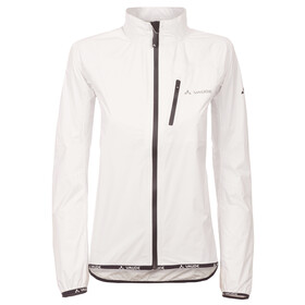 VAUDE Drop III Jas Dames wit